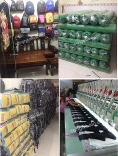 Sản xuất Balo túi xách tại tpchm