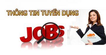 Thông báo tuyển dụng tại công ty may ba lô túi xách