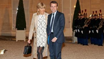 Giàu có nhưng balo túi xách của vợ tổng thống Pháp vẫn 1 bao năm