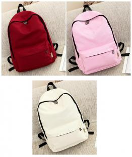 3 kiểu balo túi xách đi học cực xinh và cực chất cho các nàng