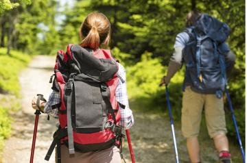 Balo túi xách trekking và những điều cần lưu ý