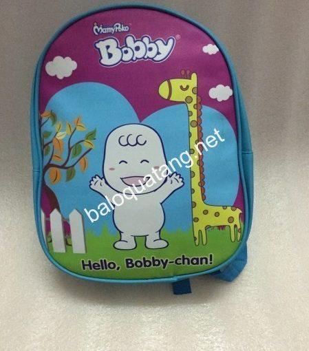 Balo quà tặng bobby sản phẩm ý nghĩa cho bé yêu