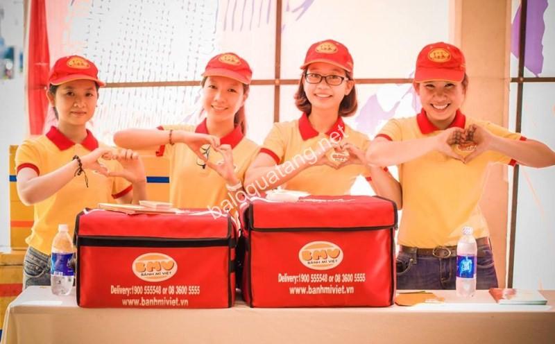 Túi giao hàng bánh mì Việt, sản phẩm tiện ích không thể bỏ qua