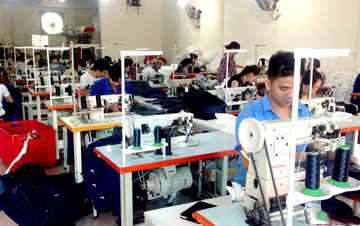 Xưởng may balo giá rẻ ở TPHCM