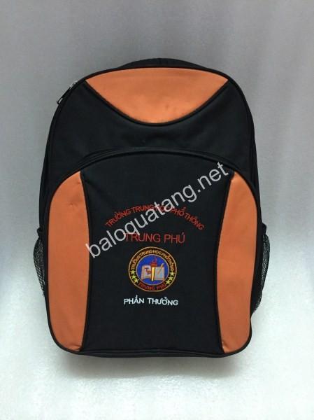 Ba lô học sinh trường THPT Trung Phú