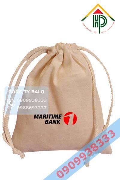 Balo túi dây rút Maritime Bank