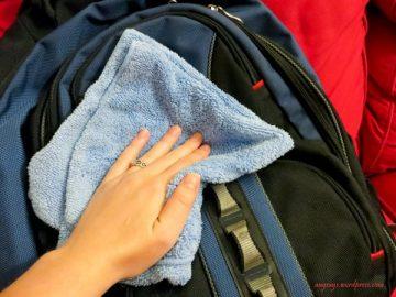 Bảo quản balo túi xách