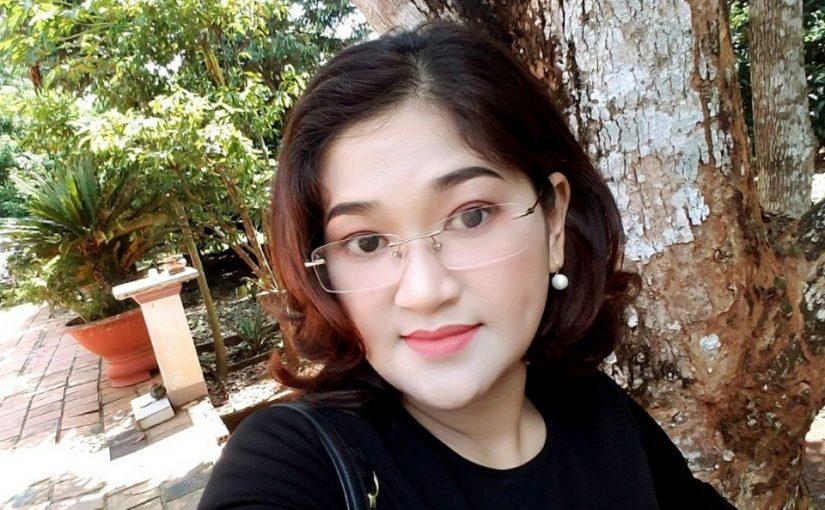 Chị Thúy Trung Tâm Anh Văn Greeligh
