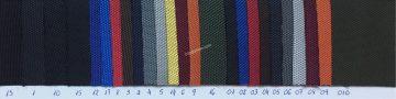 bảng màu vải may balo tphcm