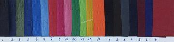 bảng màu vải may balo