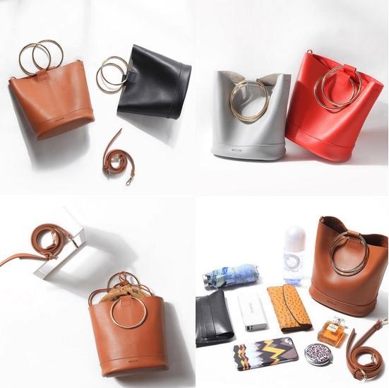 Sản phẩm balo túi xách cá tínhphong cách riêng