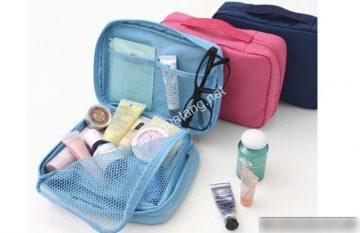 Túi đựng mĩ phẩm– Vật dụng không thể thiếu của những cô nàng hiện đại