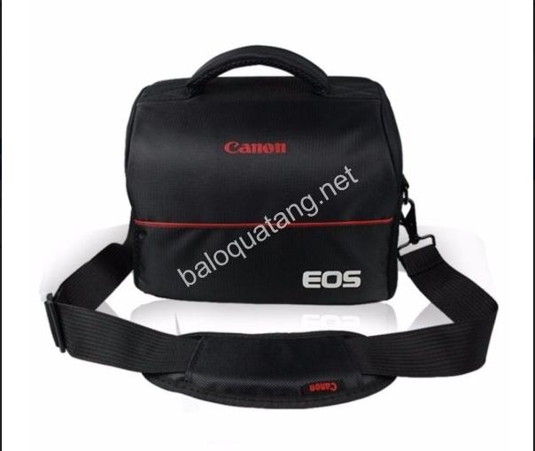 Túi đựng máy ảnh canon sản phẩm thiết kế bởi Hợp Phát