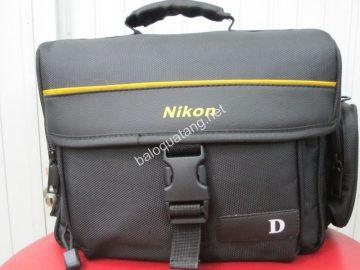Sản phẩm túi đựng máy ảnh Nikon của xưởng may Hợp Phát