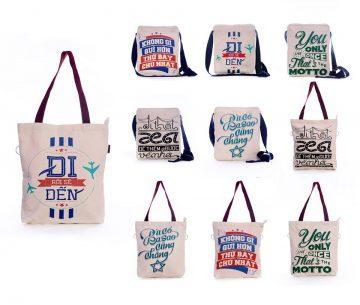 Túi vải bố hội thảo, giải pháp quảng cáo hiệu quả cho doanh nghiệp
