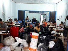 Hợp Phát chuyên nhận sản xuất các loại vali, balo, túi xách chuyên dụng