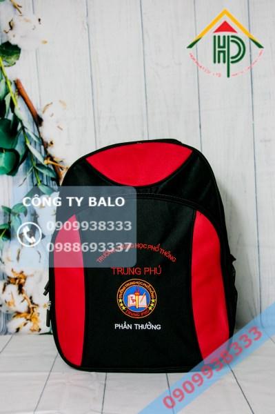 Balo  trường học Trung Phú