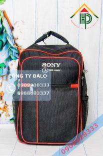 Balo quà tặng quảng cáo Sony