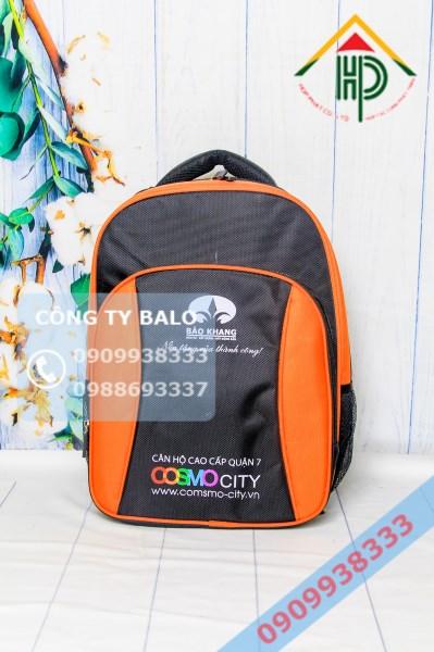 Balo quà tặng quảng cáo Bảo Khang