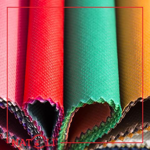 Vải không dệt nhiều màu sắc