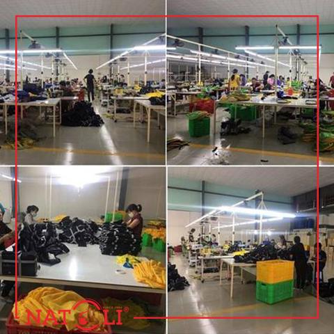 Hợp Phát với dây chuyền sản xuất đươc áp dụng công nghệ hiện đại