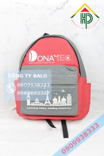 Balo quà tặng anh ngữ Donatec