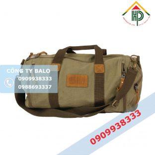 Túi xách du lịch vải bố