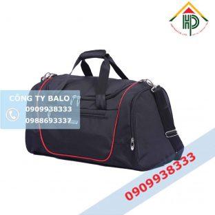 Túi xách du lịch xanh đen