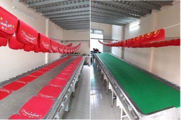 Xưởng may balo chất lượng cao tại Thành phố Hồ Chí Minh