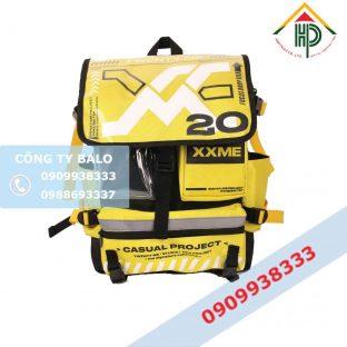 Balo thời trang XXME màu vàng