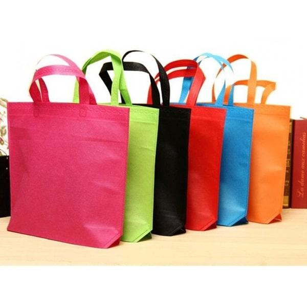 túi vải không dệt được sử dụng phổ biến
