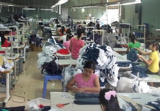 Xưởng may túi vải canvas Phú Cường