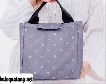 Lợi ích của việc sử dụng túi giữ nhiệt trong đời sống
