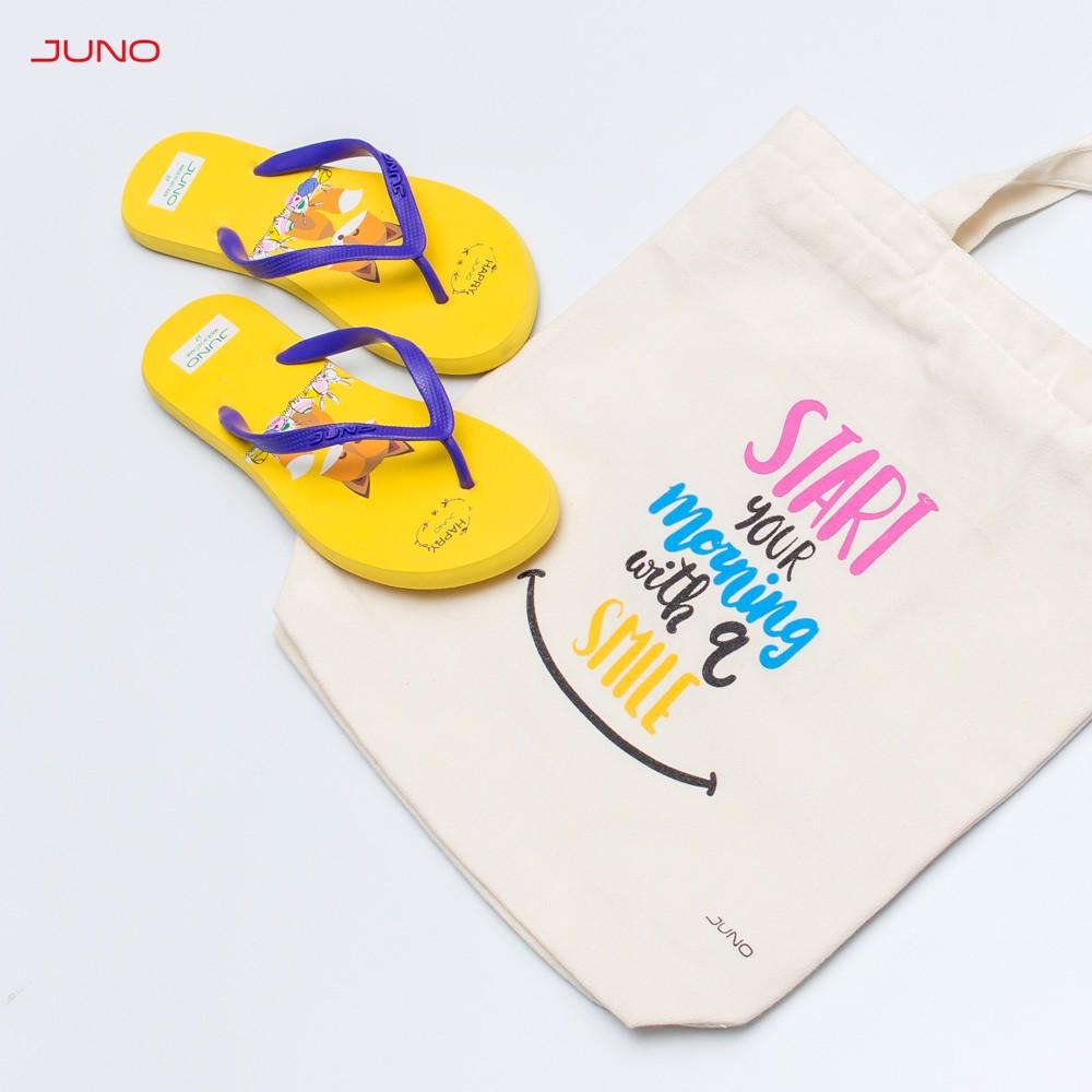 Túi vải in slogan